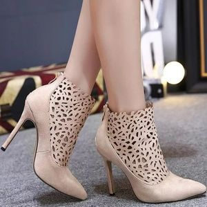 Shoes - Fashion Pointed Toe High Heel